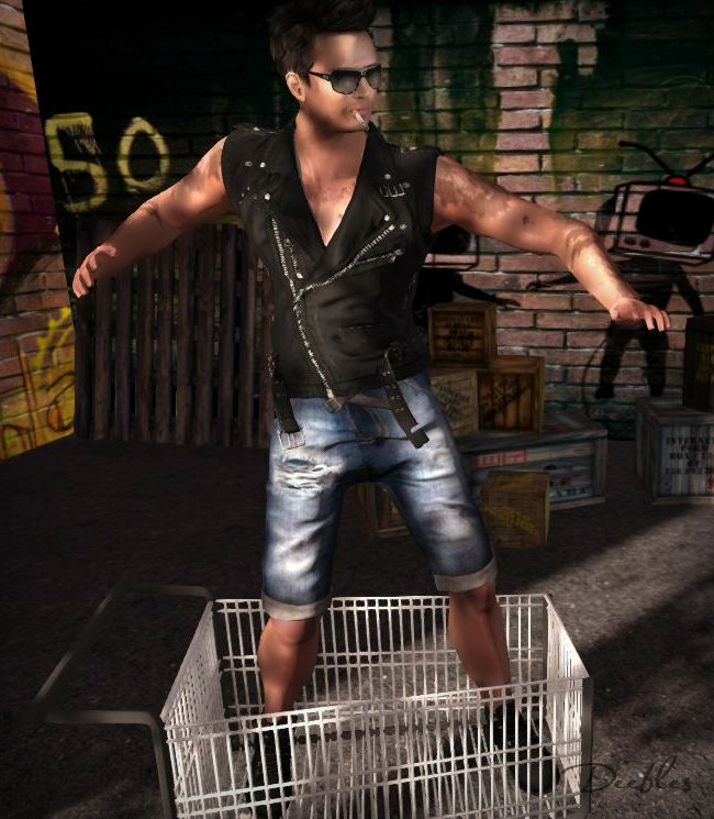 ..::GioMEN::.. Vest and Short for CSR