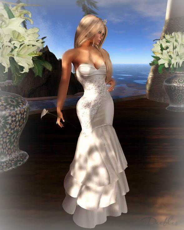 Haute- Lilly Bridal Gown for CSR