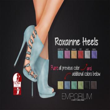EMPORIUM - Roxanne Heels