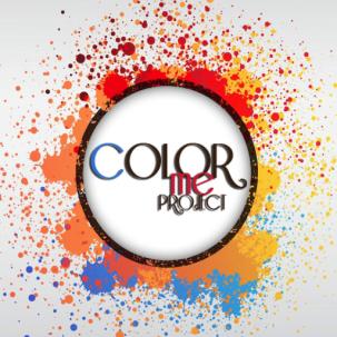 Color Me Project -  Logo