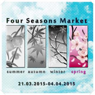 Four Seasons Market -  Spring