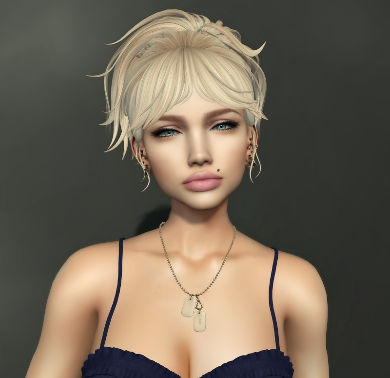 Blossom hair by Wasabi @ The Epiphany